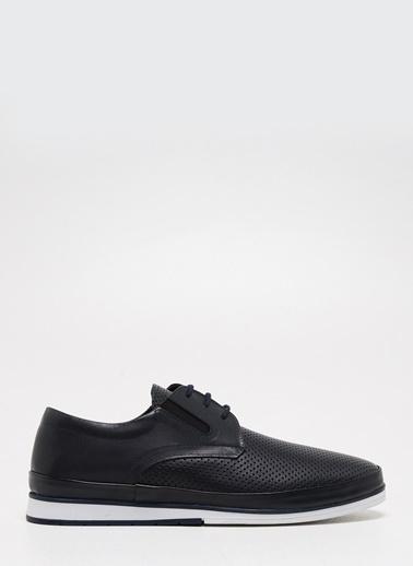 F By Fabrika Erkek Lacivert Sneakers CROTONE Lacivert